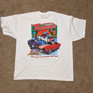 Original Tommy's Burgers shirt